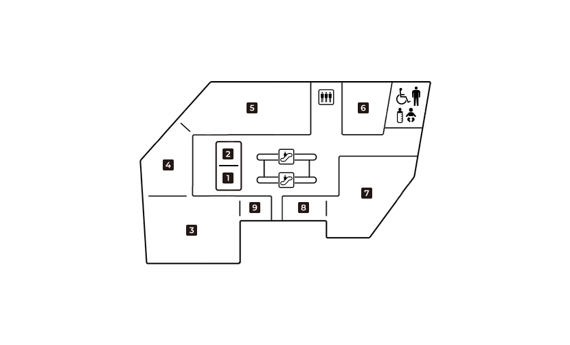 Floor 5F
